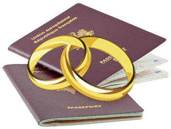 mariage francais